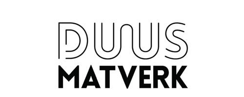 Duus Matverk Logo