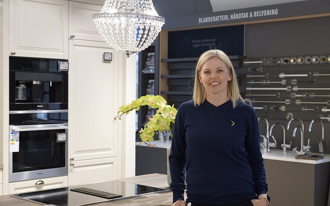 – Vi er den første Elkjøp butikken i Norge med nytt konsept